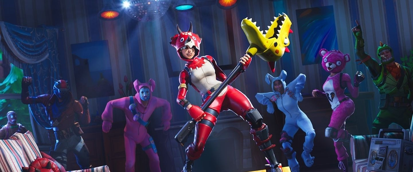 El crossplay llega a Fortnite en PlayStation 4