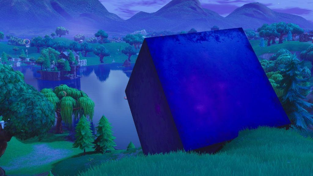 El cubo que nos ha acompañado durante la temporada 5