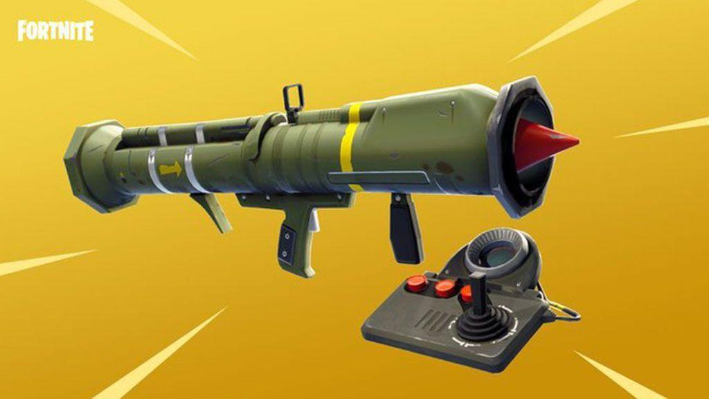 El maravilloso lanzacohetes guiado