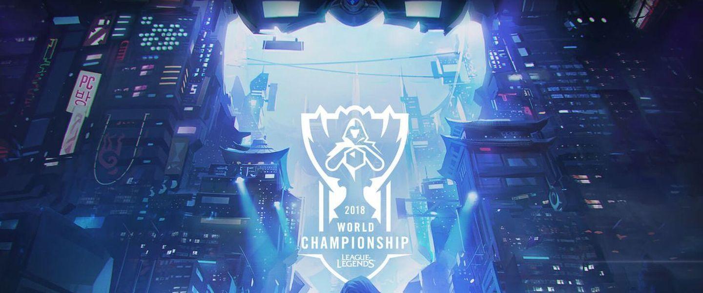 Sigue en directo el Mundial de League of Legends 2018