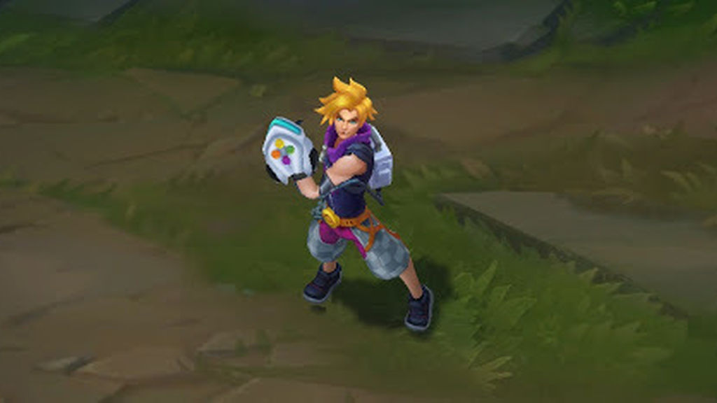 Ezreal de Recreativa