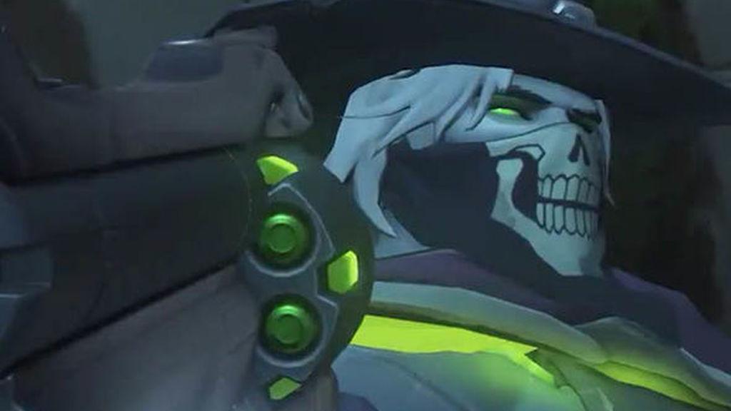 McCree recibe una nueva Halloween Terror  skin