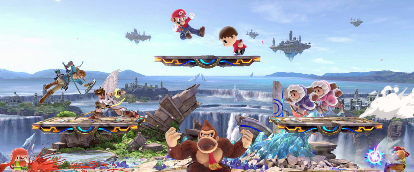 ELEAGUE se asocia con Nintendo para emitir Super Smash Bros. Ultimate