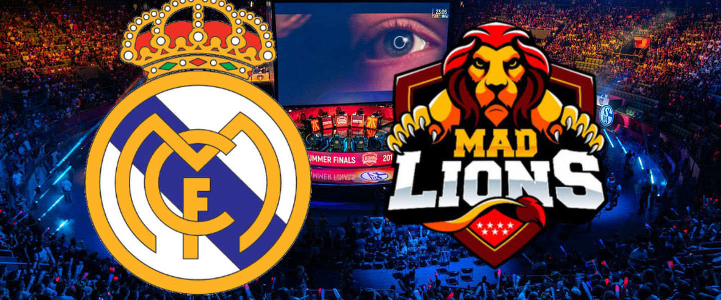 El Real Madrid y MAD Lions