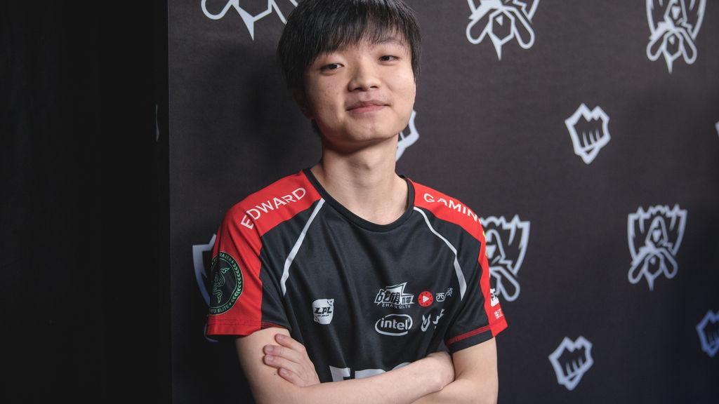 Hu 'iBoy' Xian-Zhao, ADC de EDward Gaming