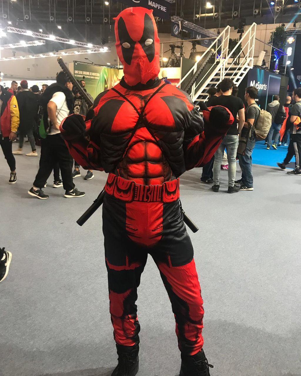Descubre los mejores cosplays de la Madrid Games Week