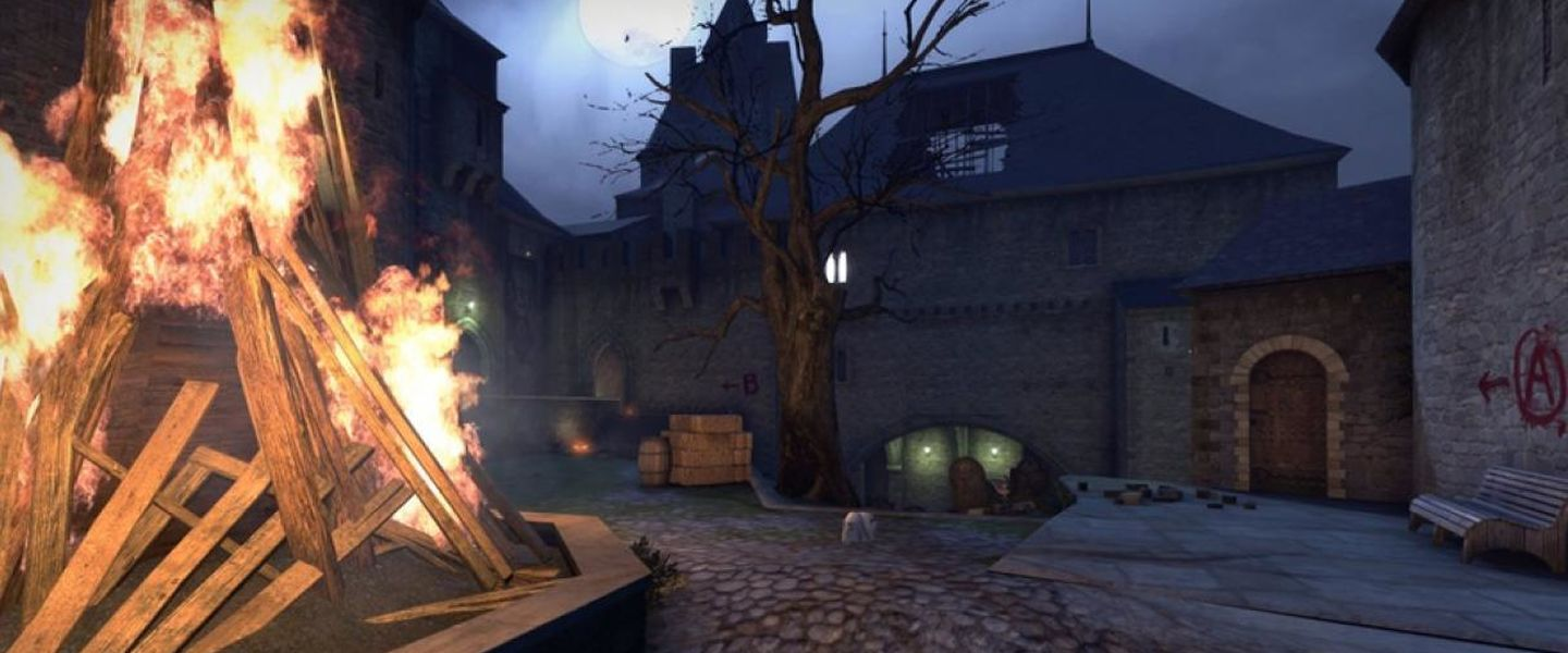 Cobblestone ha recibido un rework visual con motivo del evento de Halloween