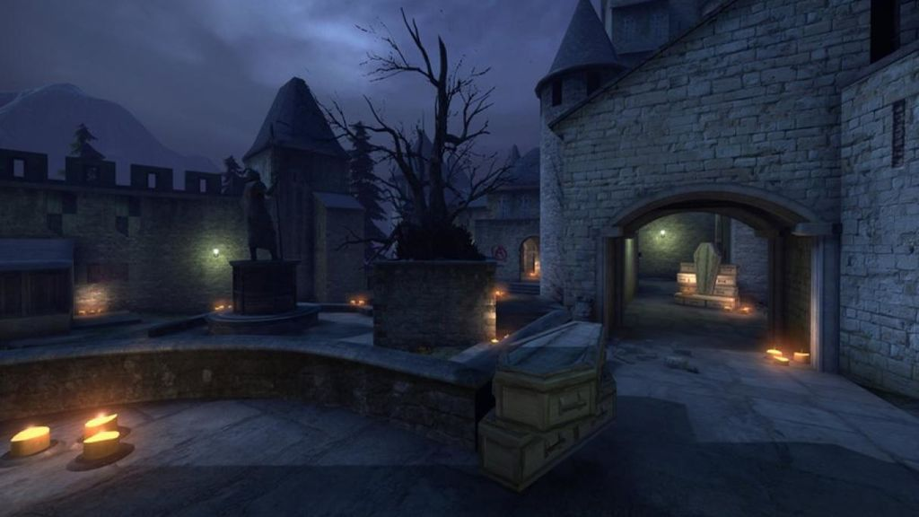 Cobblestone ha recibido un 'rework' visual con motivo del evento de Halloween.