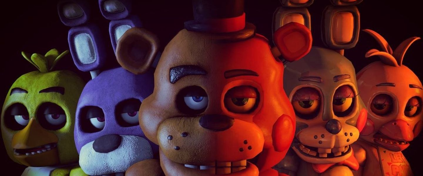 Five Nights at Freddy's (Android - iOS - PC)