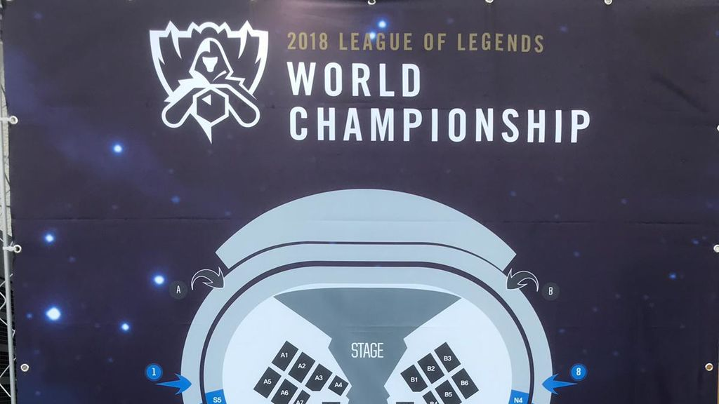 El Mundial de League of Legends desde dentro con Movistar eSports