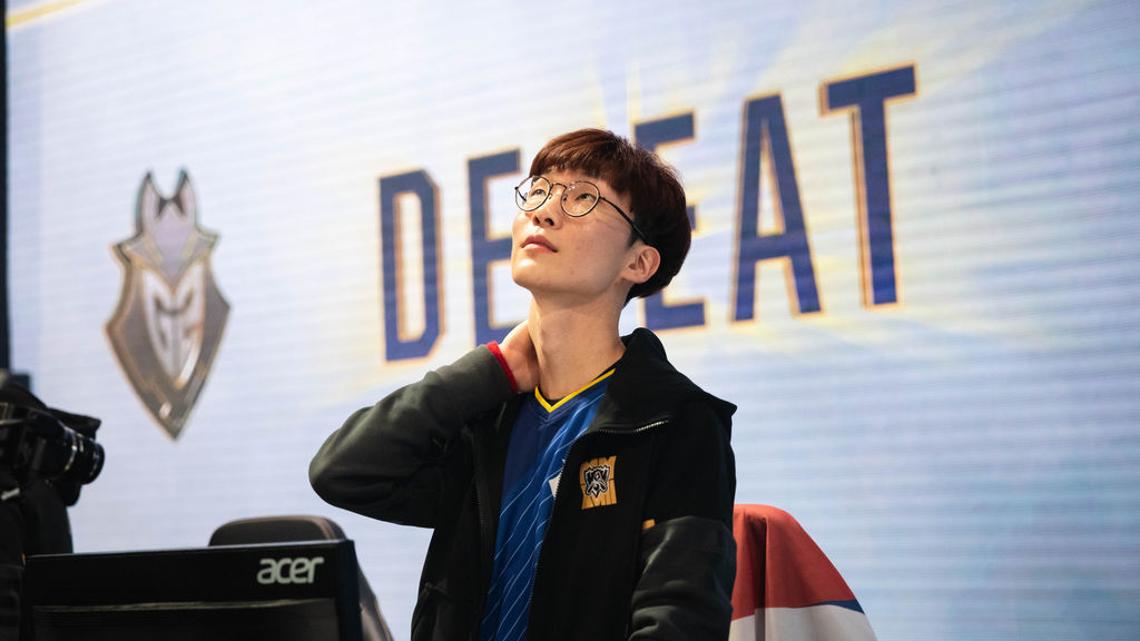 8- Kim 'Wadid' Bae-in, support de G2 Esports
