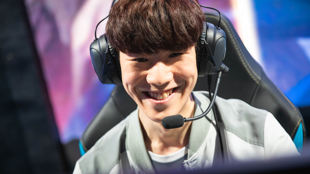 3- Kang 'TheShy' Seung-lok, toplaner de Invictus Gaming
