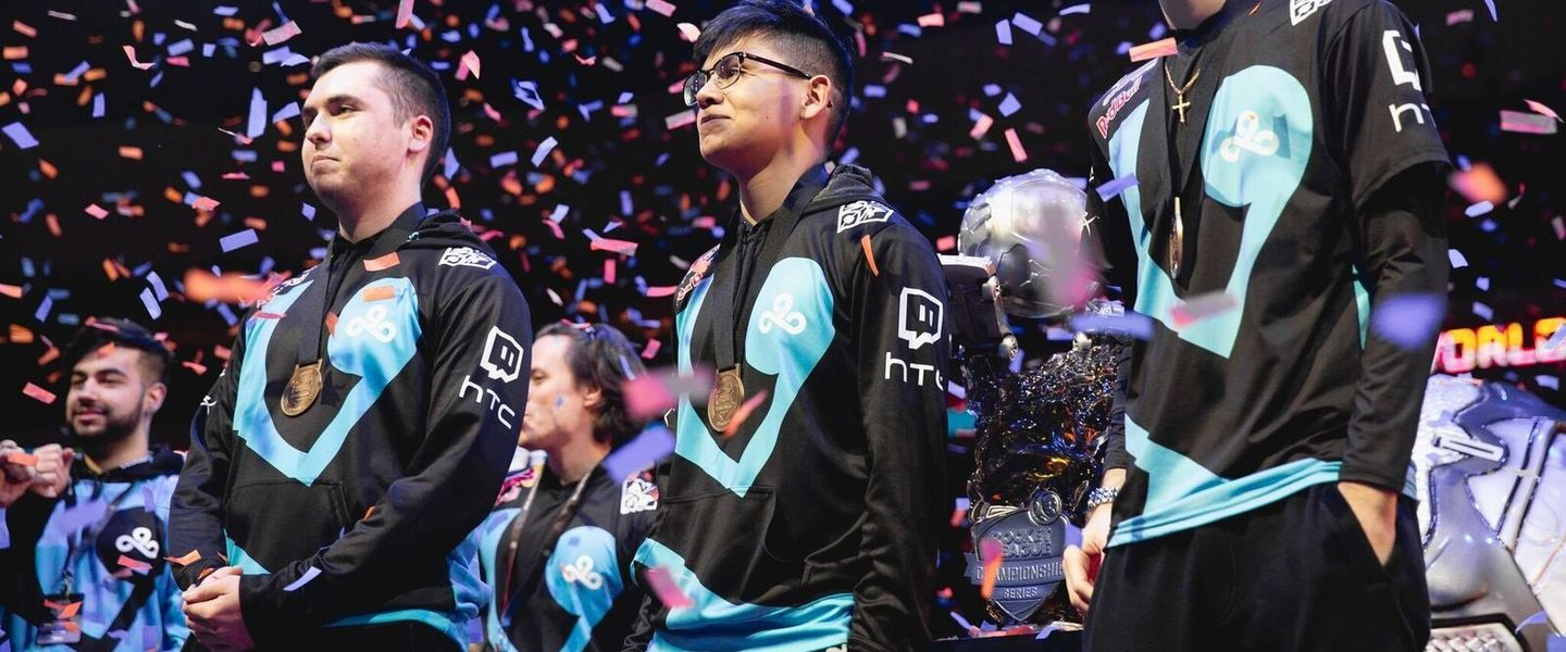 Cloud9 también triunfa en Rocket League y se alza con la RLCS
