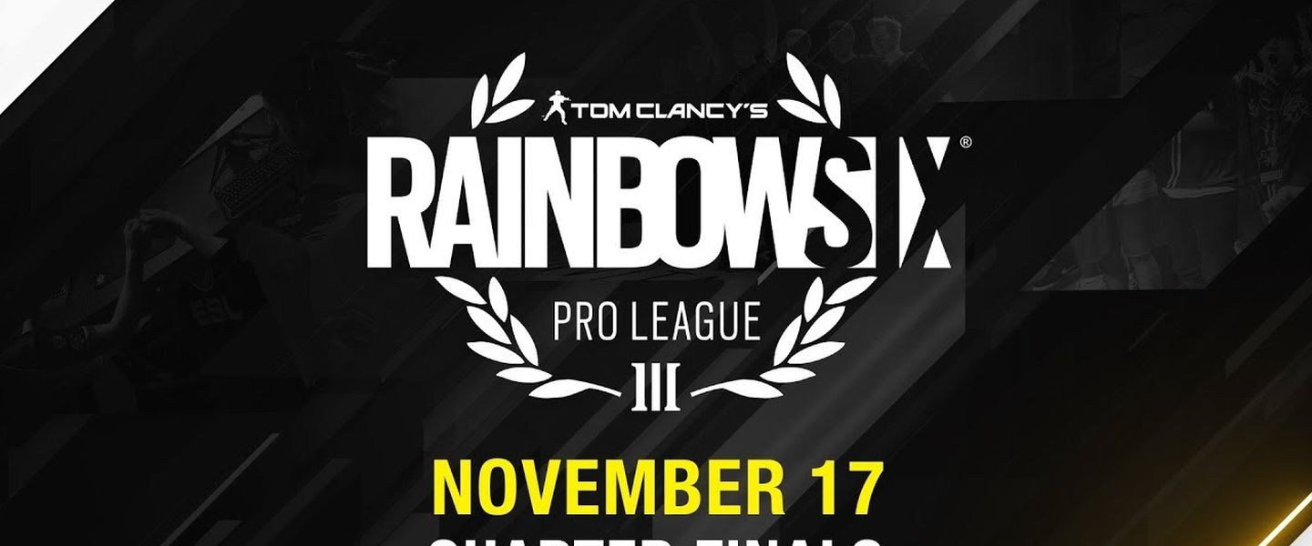 ¡Sigue en directo la final de la Rainbow Six Pro League!