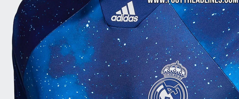 19e9dd091a3c0 El Real Madrid podría lanzar una camiseta galáctica junto a EA ...