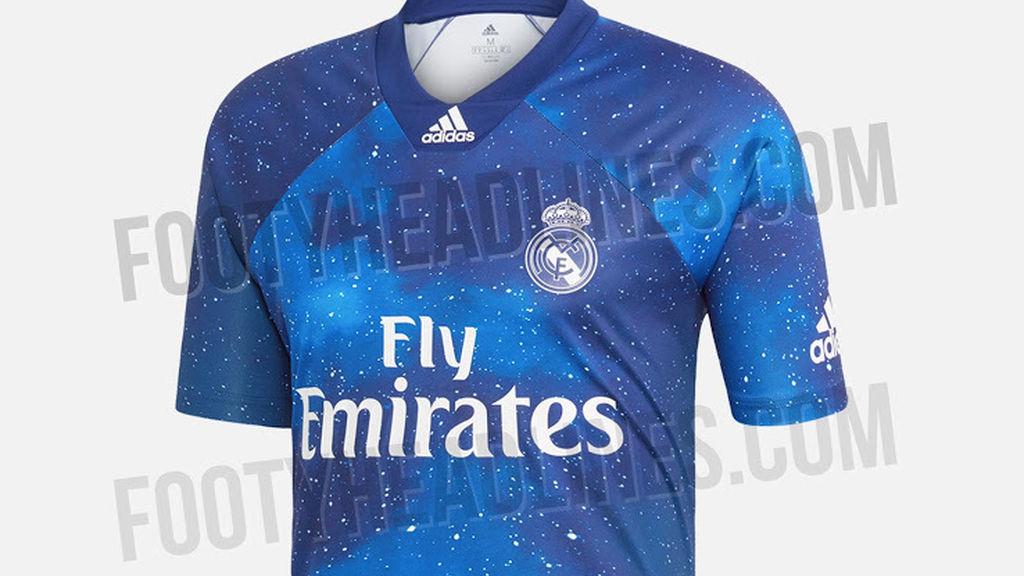 El Real Madrid podría lanzar una camiseta junto a EA Sports