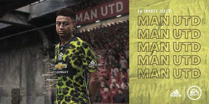 El Manchester United de Mourinho es otro de los clubes que reciben una nueva equipación.