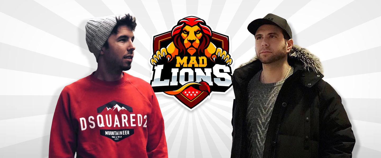 Resultado de imagen de mad lions