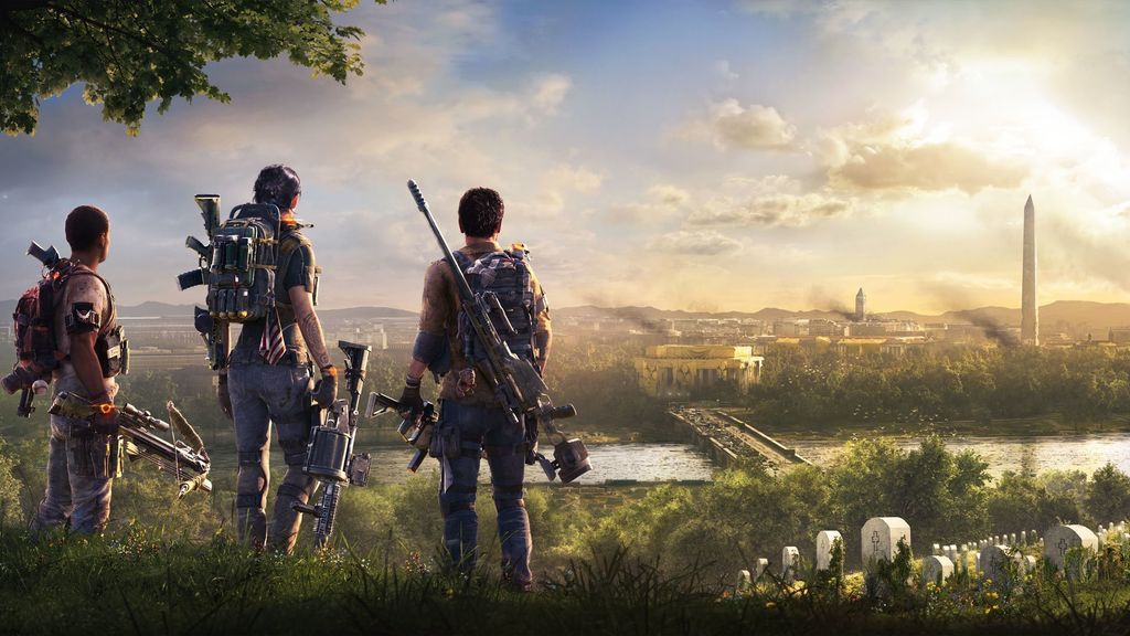Tom Clancy's The Division 2 (15 de marzo / PS4, Xbox One, PC)