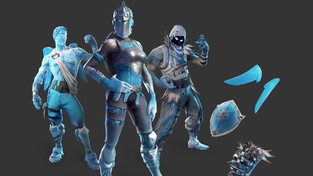 Estas son las skins que llegarán en el próximo parche de Fortnite