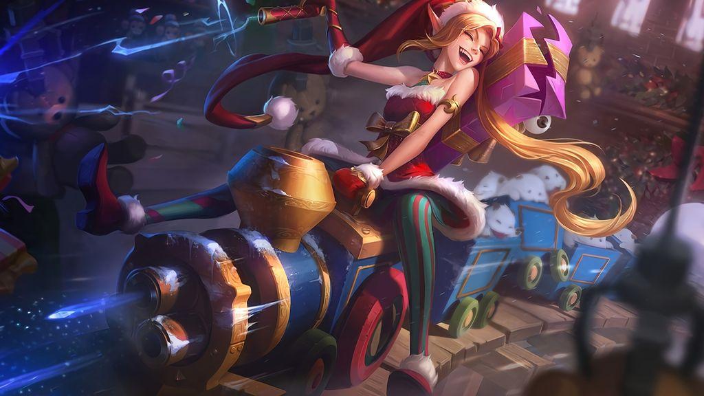 Jinx elfa ambiciosa