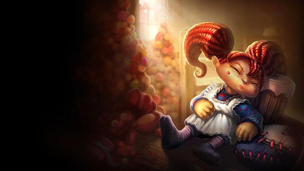 Poppy muñeca de trapo