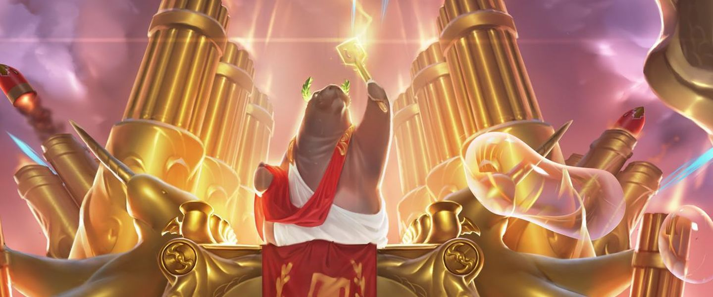 ¿Vuelve el modo URF a League of Legends?