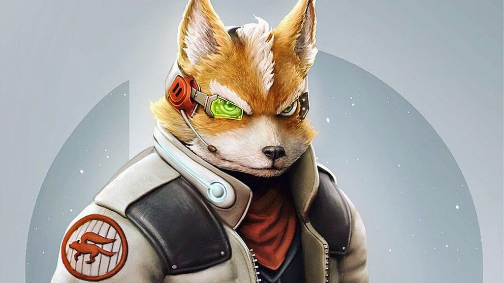 Fox McCloud / Raf Grassetti