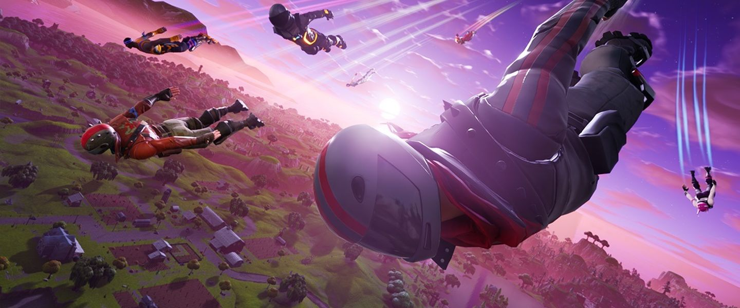 Fortnite también manda en Switch