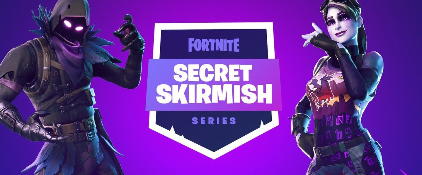 Secret Skirmish, el primer torneo de la nueva era Fortnite