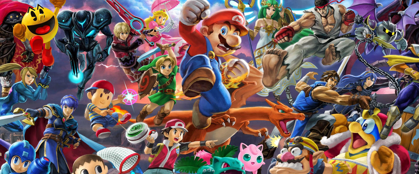 Super Smash Bros. Ultimate tendrá una competición en Norteamérica