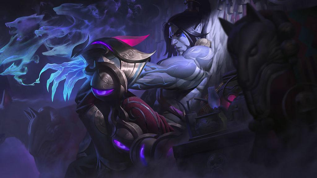 Las skins de League of Legends del Año Nuevo chino
