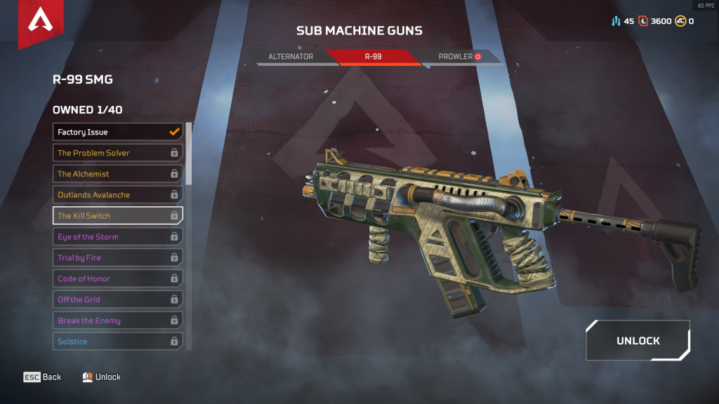 R99 SMG: The Killswitch