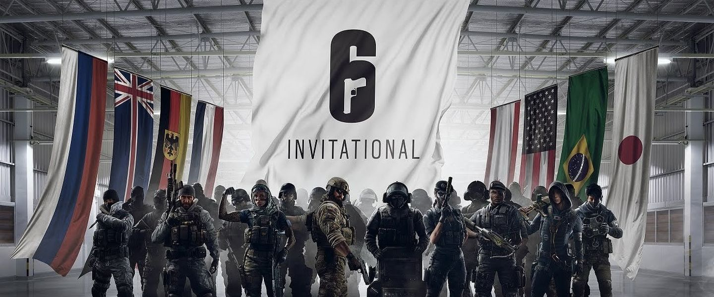 Six Invitational: el evento del año para R6