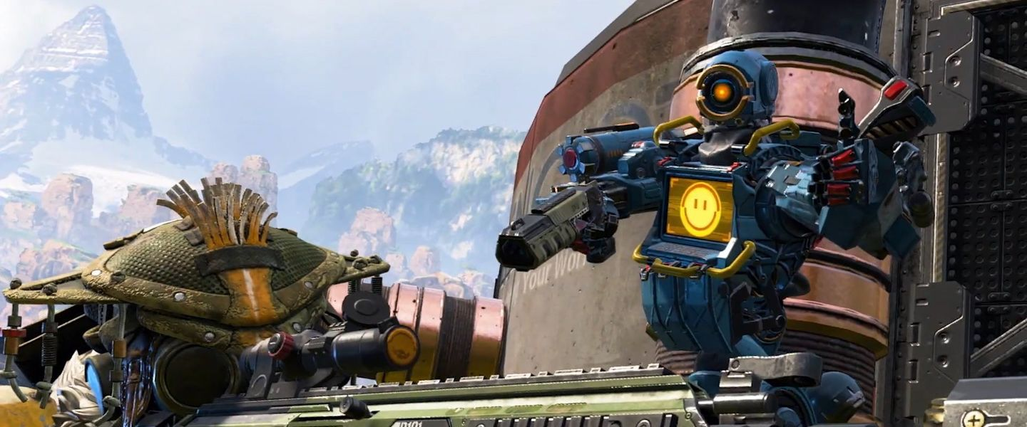 Apex Legends: descubre las skins legendarias