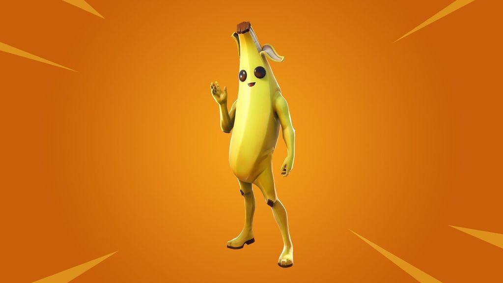 El plátano, héroe definitivo y fenómeno de masas.