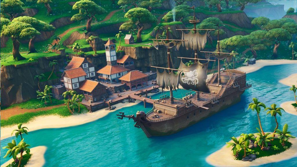 Los piratas tendrán un importante papel...