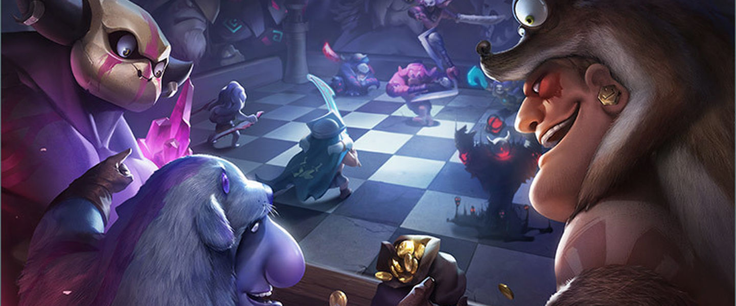 Auto Chess era, originalmente, un mod de Dota 2