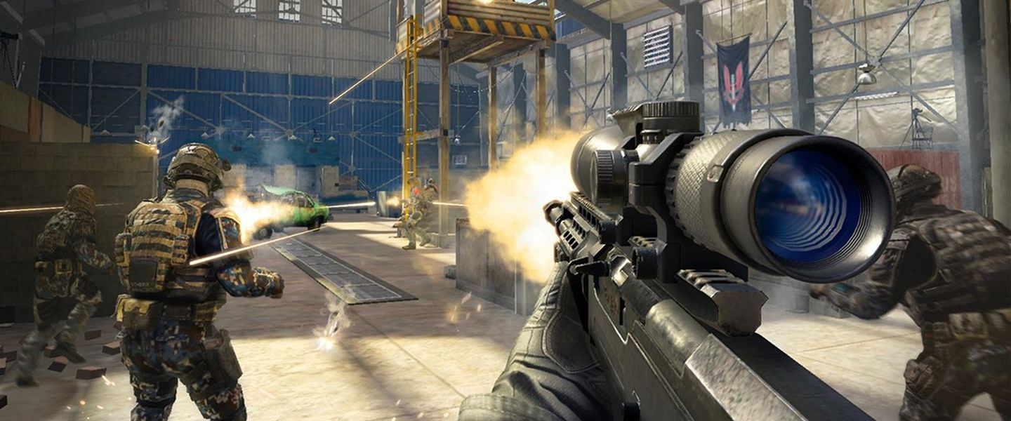 Call of Duty : Mobile será free-to-play