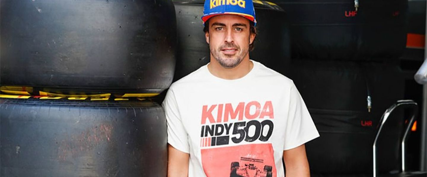 Alonso, consejero de simracing