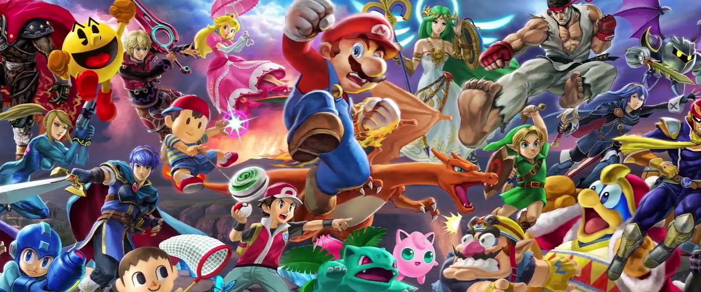 10 nuevos personajes podrían unirse a Super Smash Bros