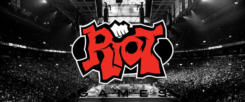 Resultado de imagen para riot games