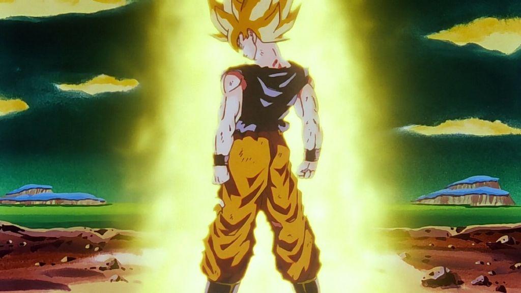 Todas las transformaciones de Goku - Movistar eSports