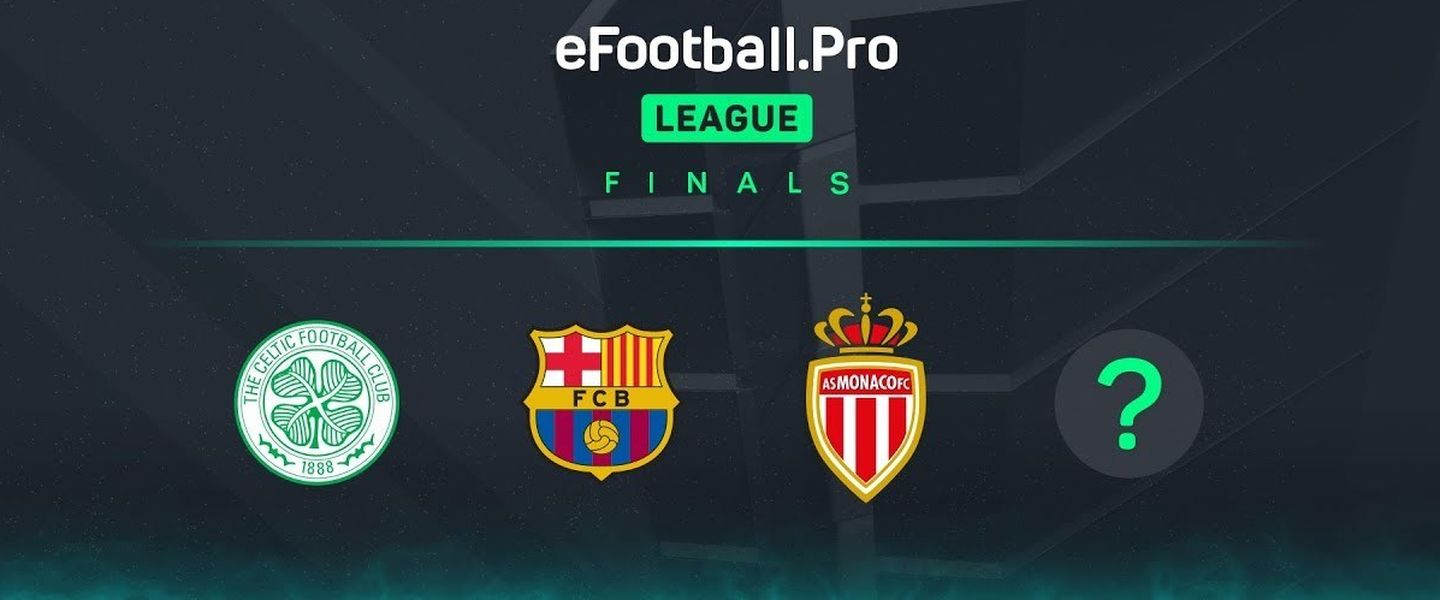 ¡Sigue en directo las finales de la eFootball.pro League!