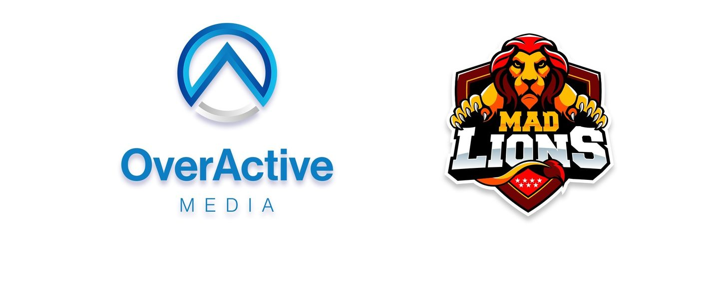 OverActive Media ha adquirido MAD Lions