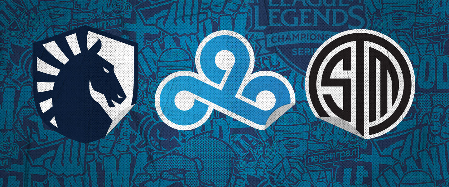 Team Liquid, Cloud9 y TSM participarán en el Rift Rivals