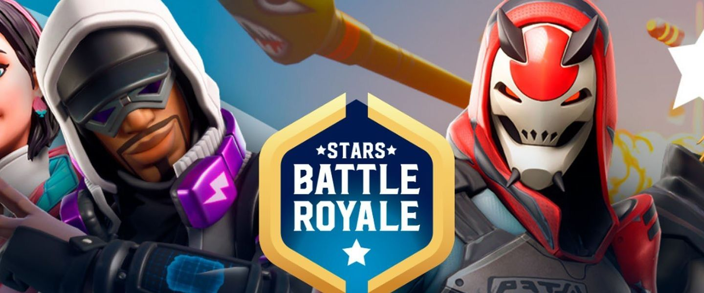 Stars Battle Royale, el nuevo supertorneo de Fortnite de Gamergy