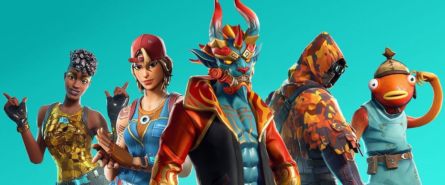 Todas las skins comunes de Fortnite