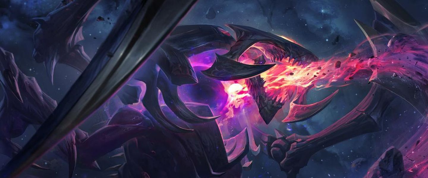 League of Legends lanza tres nuevas skins de estrella oscura