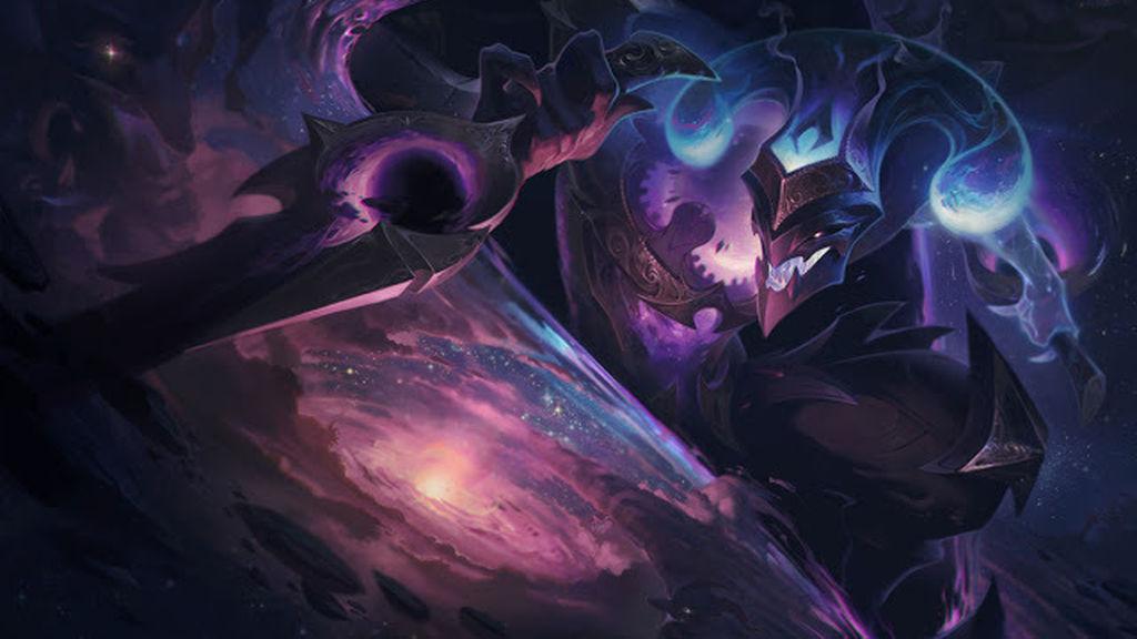 League of Legends lanza tres nuevas skins de estrella oscura